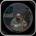 Zombie Sniper Killing Game icon
