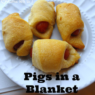 Pigs in a Blanket Appetizer
