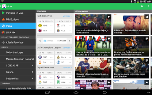 Univision Deportes - screenshot thumbnail