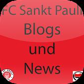 FC St. Pauli Blogs und News APK for Blackberry