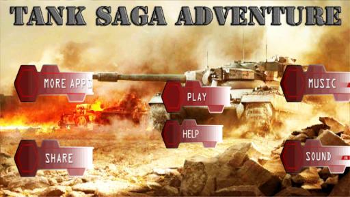 Tank Saga Adventure