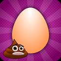 Poo Egg Tamago clickers icon