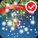 Snow Winter Christmas Free LWP icon
