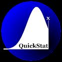 QuickStat logo
