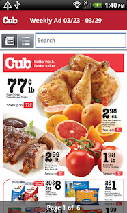 Cub Foods - screenshot thumbnail