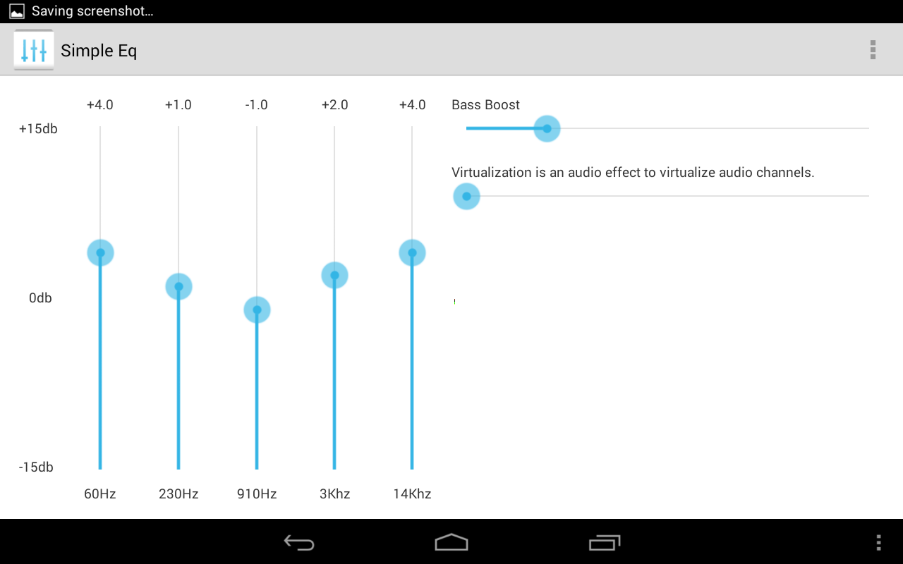 Equalizer Simple EQ – Android-Apps auf Google Play