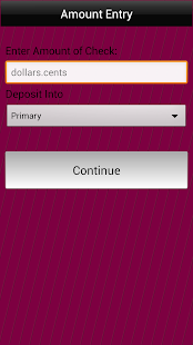 Hantz Bank Mobile Deposit- screenshot thumbnail