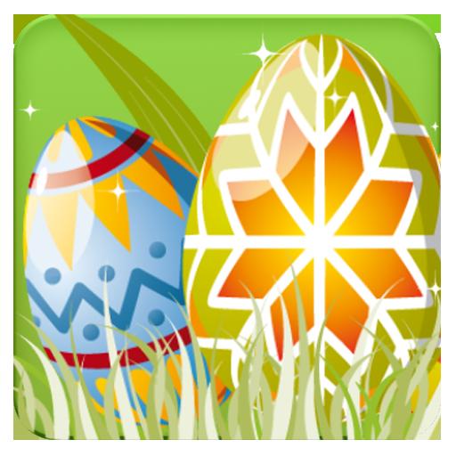 復活節彩蛋隱藏的對象 解謎 App LOGO-APP試玩