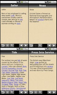 玩工具App|Nautical Terms Glossary免費|APP試玩