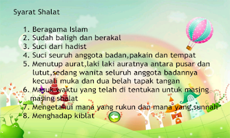 Screenshot of Game Edukasi-Islam for Kids