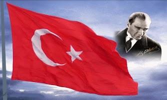 Screenshot of Dalgalanan Türk Bayrağı