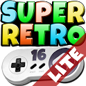 SuperRetro16 Lite (SNES Emulator) icon