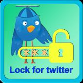 Lock for Twitter