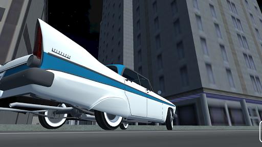 Classic Car Simulator 3D