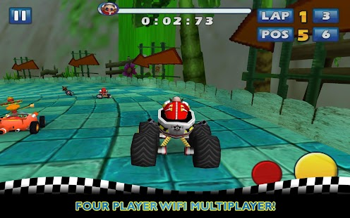 Sonic & SEGA All-Stars Racing- screenshot thumbnail