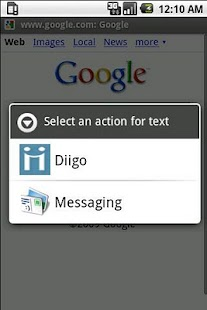 Diigodroid - screenshot thumbnail
