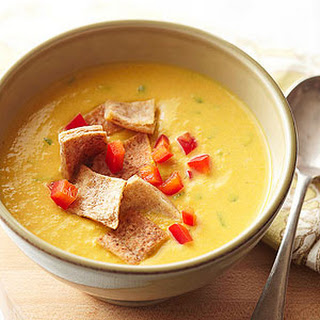 Thick Hummus -Style Soup