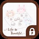 Wonderful life protector theme icon