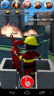 Talking Max the Firefighter - screenshot thumbnail