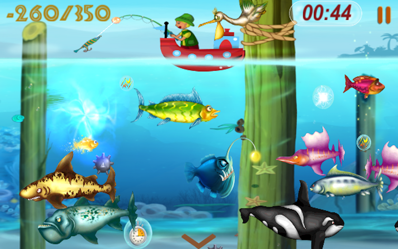 Fishing ocean big fish android apps on google play for Big fish games for android
