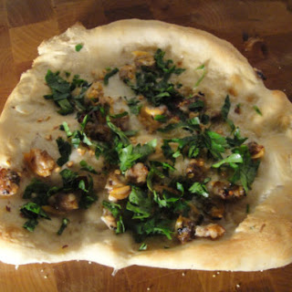 Clam and Chile Pizza