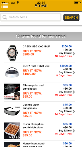 AppHomeAuction Sale your Item