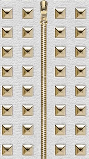 黃金雙頭拉鍊鎖
