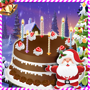 Cake maker christmas games for PC and MAC