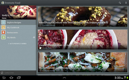 Evernote Food 2.0.7 screenshot 25136