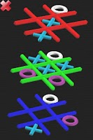 Screenshot of Tic Tac Toe 3D
