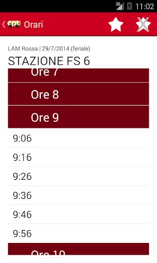【免費交通運輸App】Orari Autobus Pisa-APP點子