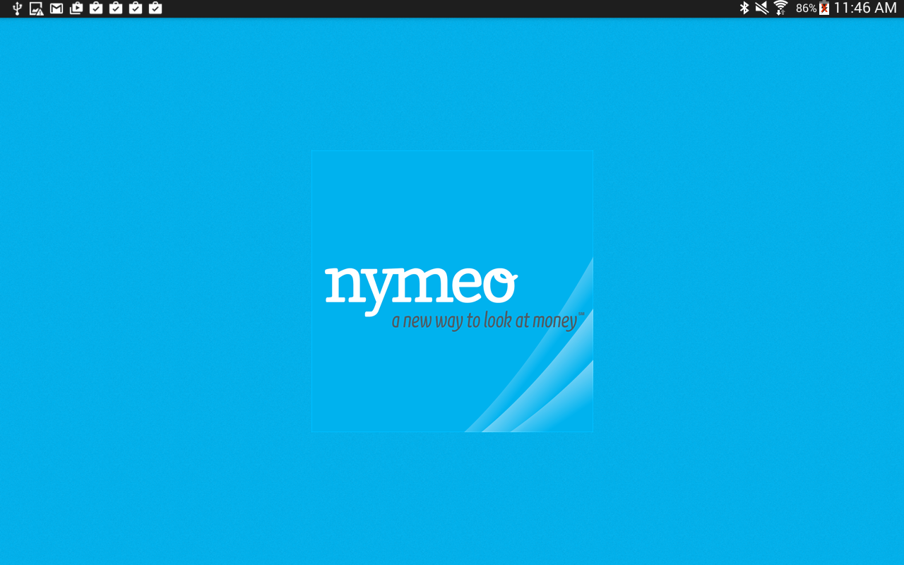 My Nymeo for Tablet- screenshot