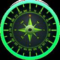 Easy Compass Live Wallpaper icon