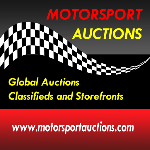 Motorsport Auctions LOGO-APP點子