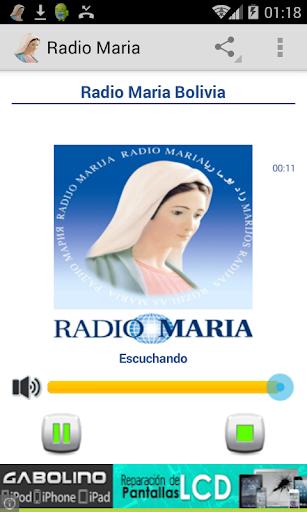 Radio Maria Bolivia