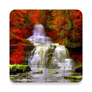 Puzzle – Waterfalls for PC and MAC