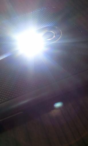 심플 손전등
