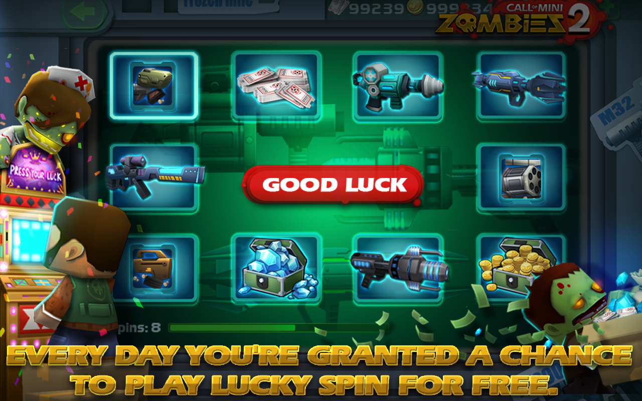 Call Of Mini Zombies 2 Android Apps On Google Play