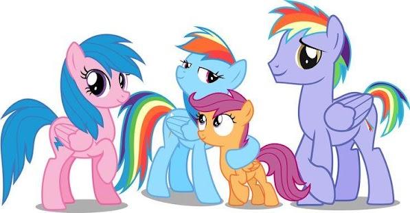Easy Little Pony Game