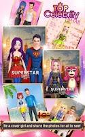 Screenshot of Top Celebrity: 3D Fashion Game