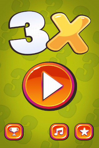 Three X