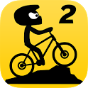 Draw Ride 2 BMX MTB Stunts MX icon