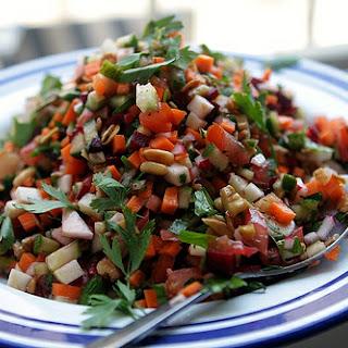 Israeli Salad.
