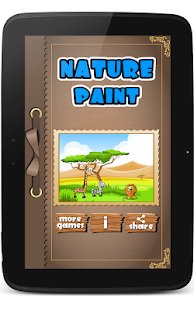 Kidoko Nature Paint Free- screenshot thumbnail