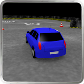 Precision Driving Retro 3D 2