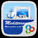 Mediterranean GOLauncher Theme icon