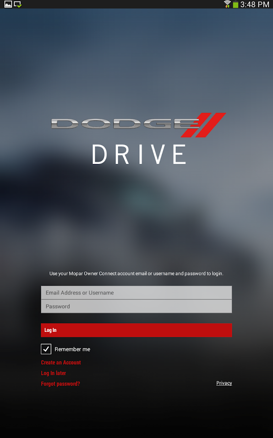 Drive DODGE- screenshot