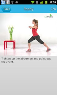 Ladies' Ab Workout FREE- screenshot thumbnail