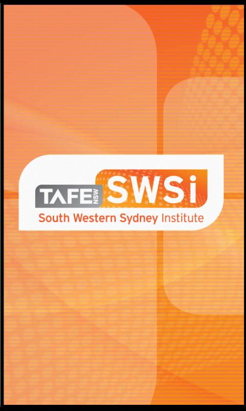 TAFE SWSi - screenshot
