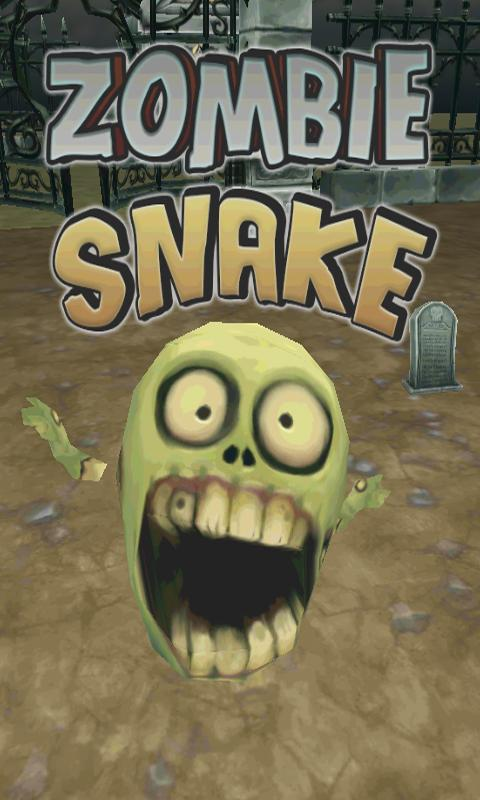 Zombie Snake - screenshot